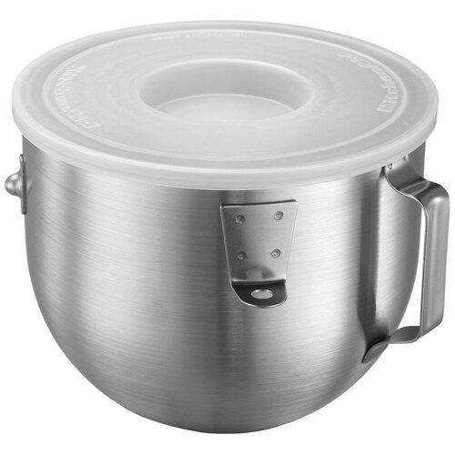 Фото - Чаша из стали KitchenAid 5K5A2SB kitchenaid чаша для мороженого kitchenaid kica0wh