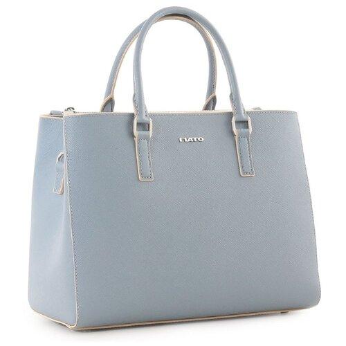 Сумка Fiato collection 1640 сафьяно голубой сумка fiato сумка