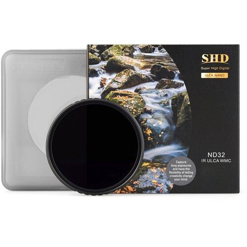 Фото - Benro SHD ND32 IR ULCA WMC ? 67 мм светофильтр нейтрально-серый светофильтр benro shd nd8 ir ulca wmc 67 mm
