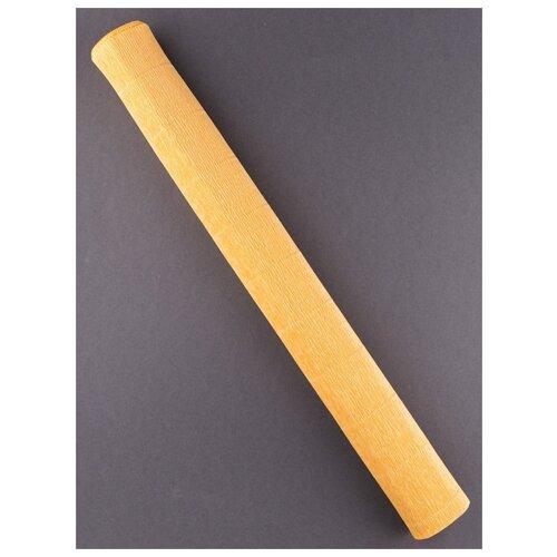 Купить Бумага гофрированная 50см х 2, 5м., 180г/м., Cartotecnica Rossi, 020/Е6 желто-бежевый, Цветная бумага и картон