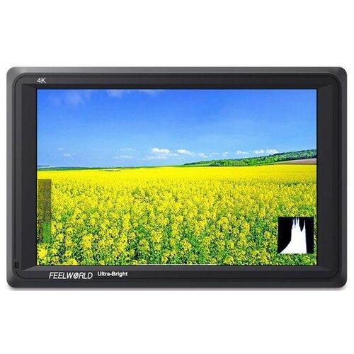 Фото - Накамерный монитор Feelworld FW279S 7 2200nit накамерный монитор feelworld p7