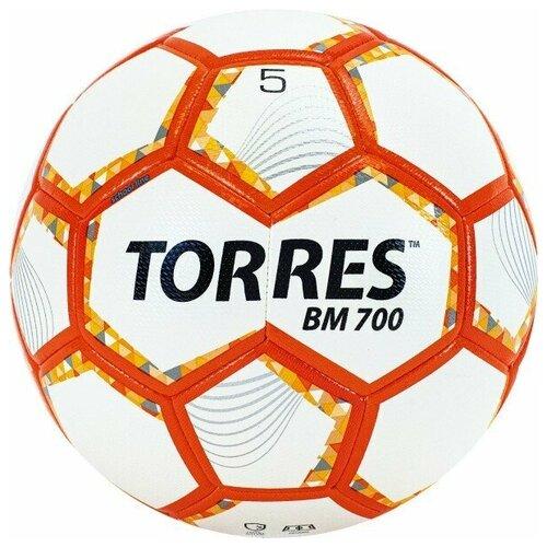 Мяч футбольный Torres BM 700 арт.F320655 р.5 мяч футбольный torres bm 700 размер 5 арт f320655