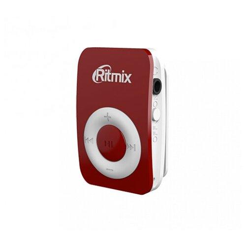 Фото - Плеер Ritmix RF-1010 Red цифровой плеер ritmix rf 3410 4gb черный