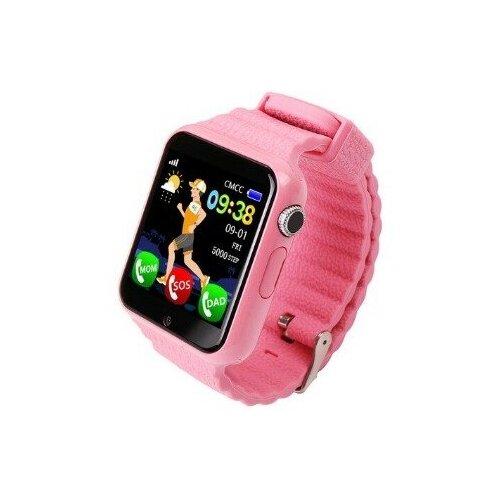 Детские умные часы Aspect Baby Watch V7K розовые