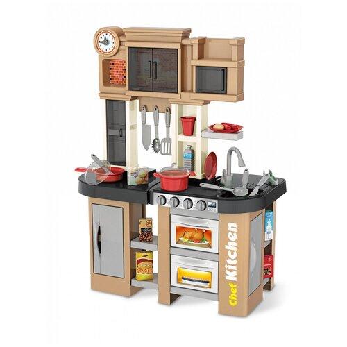 Купить Игровая детская кухня (звук, свет, вода), 922-101, Bei Di Yuan Toys, Детские кухни и бытовая техника