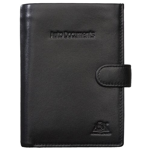 Бумажник водителя A&M, 2155 черный