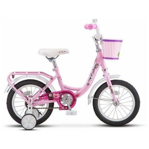 Велосипед Stels Flyte Lady 14 Z011 (2019) 14х9,5 розовый (требует финальной сборки)