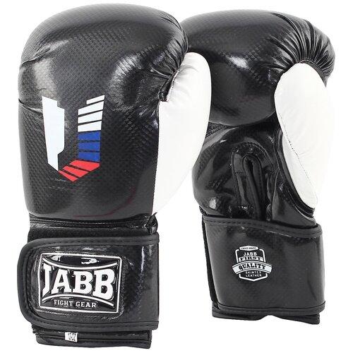 Перчатки бокс.(иск.кожа) Jabb JE-4078/US 48 черный/белый 10ун.
