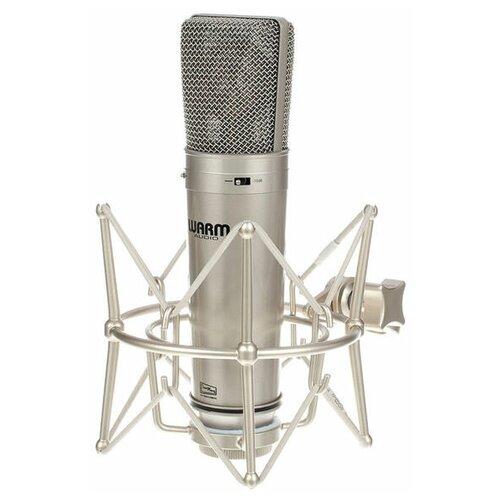Конденсаторный микрофон Warm Audio WA-87