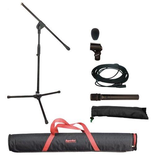 Микрофон Superlux MSK124X, черный