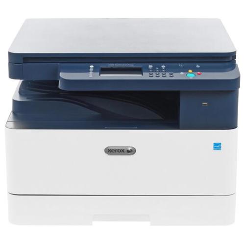 Фото - МФУ Xerox B1025DN, белый/синий xerox b205ni белый