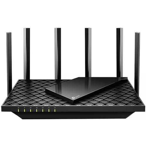 Фото - Wi-Fi роутер TP-LINK Archer AX73, черный wi fi роутер tp link archer a6 черный