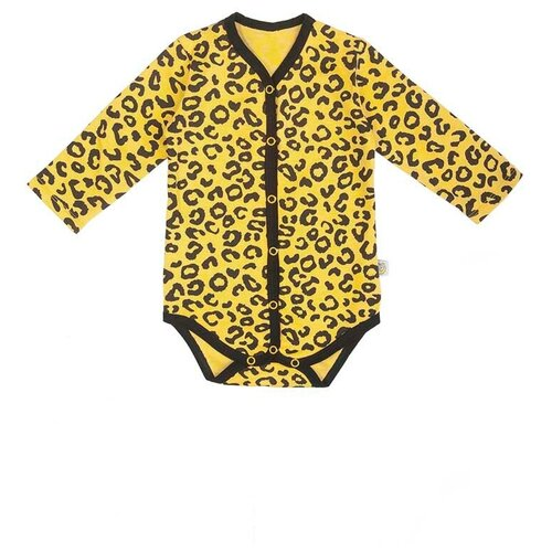 Купить Боди Сонный Гномик размер 62, желтый