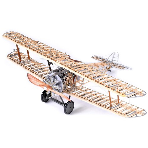 Купить Сборная модель Model Airways Биплан Nieuport 28, Масштаб 1:16, MA1002, Сборные модели