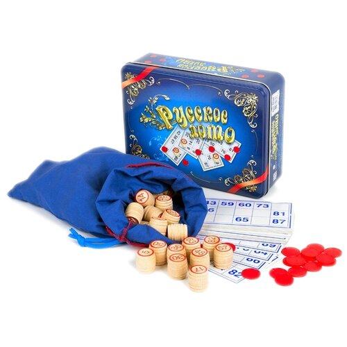 Фото - Настольная игра Десятое Королевство Лото Русское 01780 настольные игры десятое королевство настольная игра русское лото