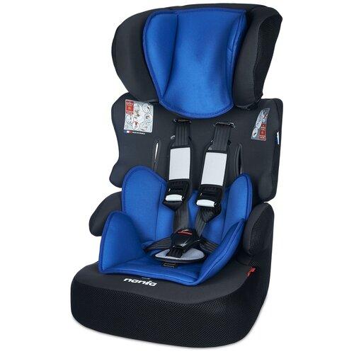 Автокресло группа 1/2/3 (9-36 кг) Nania Beline SP Access, access blue автокресло группа 0 1 до 18 кг nania driver colors blue