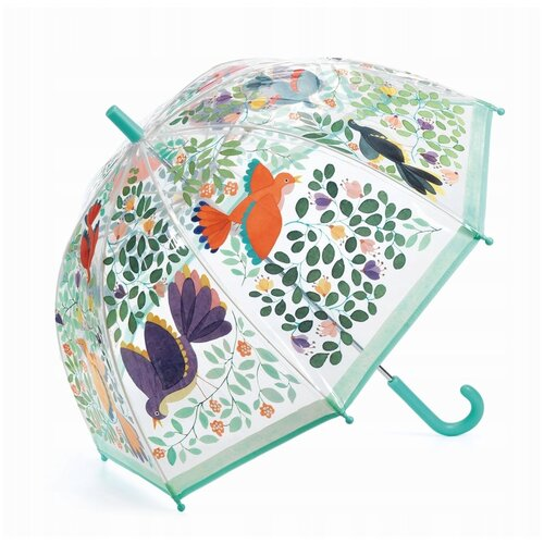Зонт DJECO белый/зеленый