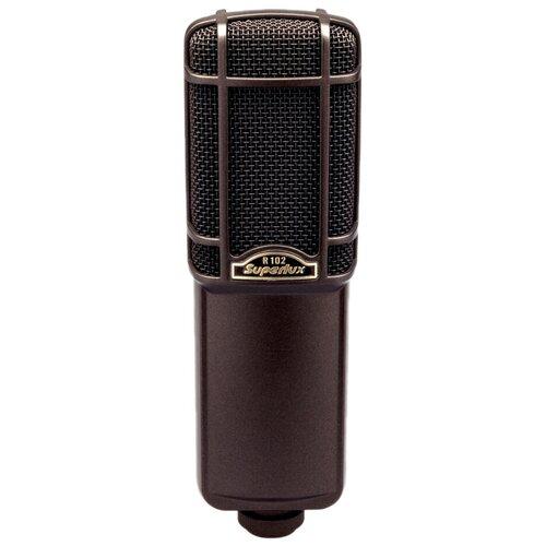 Микрофон Superlux R102, темно-серый