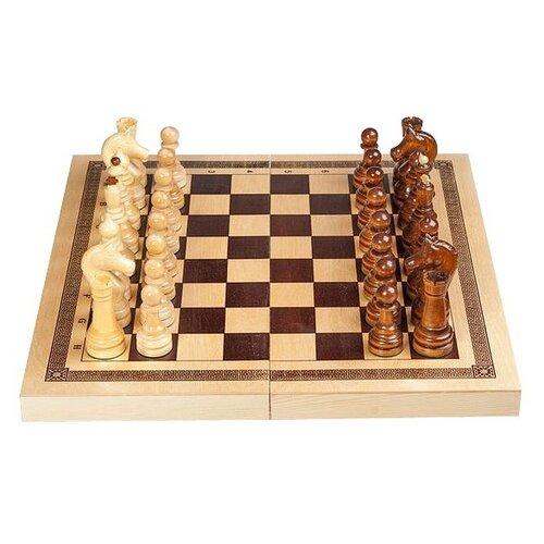 ОРЛОВСКАЯ ЛАДЬЯ Шахматы точеные офисные