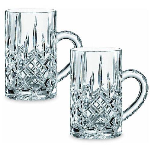 Фото - Набор из 2-х кружек для чая Hot Beverages, 250 мл, NACHTMANN набор мини кружек nachtmann 2 предмета 250 мл 98855