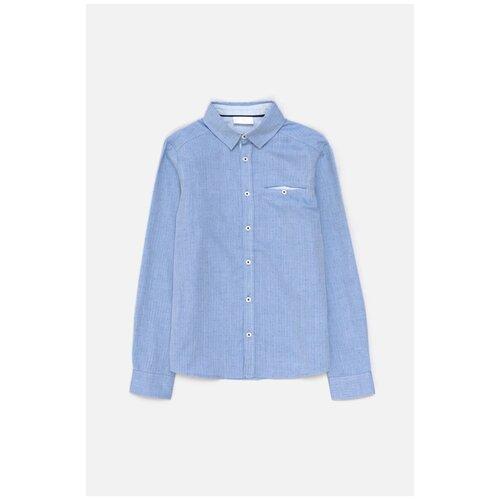 Рубашка Acoola размер 122, синий