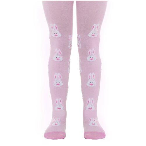 Фото - Колготки Conte-kids TIP-TOP, размер 92-98, 502 светло-розовый колготки принцессы светло розовый