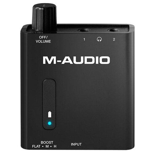 Усилитель для наушников M-Audio Bass Traveler black