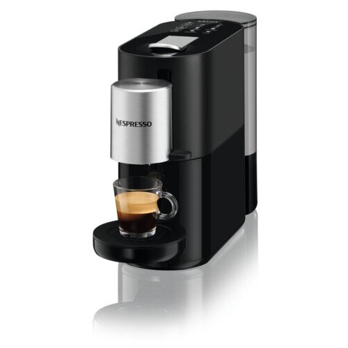 Кофемашина капсульная Krups Nespresso XN890810, черный