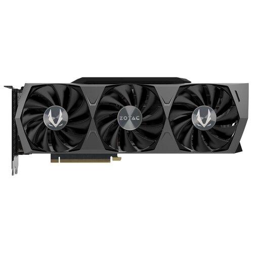 Видеокарта ZOTAC GAMING GeForce RTX 3080 Ti Trinity OC (ZT-A30810J-10P) Retail