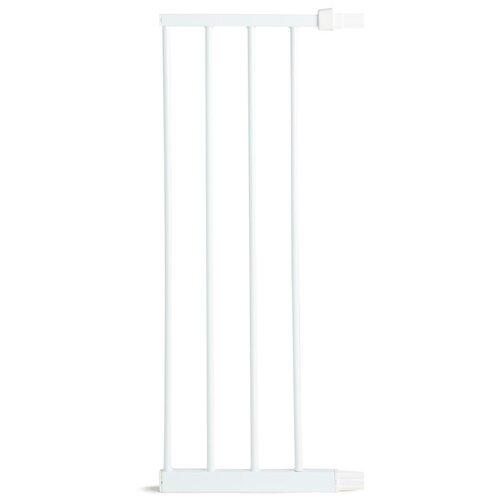 Lindam Дополнительная секция 28 см белый барьеры и ворота munchkin lindam дополнительная секция к воротам 28 см