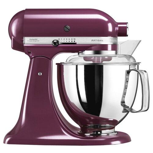 Миксер KitchenAid 5KSM175PSEBY, фиолетовый