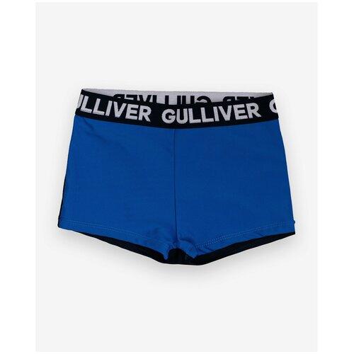 Купить Плавки Gulliver размер 98-104, синий, Белье и пляжная мода