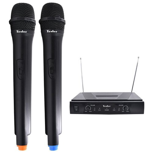 Система беспроводных микрофонов TESLER WMS-320
