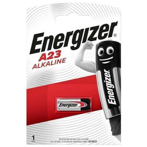Фото - Батарейка Energizer A23, 1 шт. батарейка a23 12v для брелоков сигнализаций щелочная 1 шт 23a 01