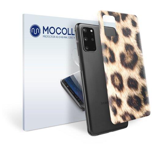 Пленка защитная MOCOLL для задней панели Samsung GALAXY S6 Ирбис