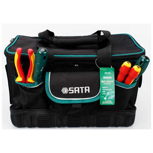 Сумка для хранения инструментов, матерчатая (400x250x220) SATA