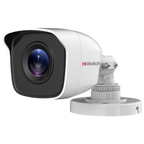 Фото - Камера видеонаблюдения HiWatch DS-T200(B) (2.8 мм) белый камера видеонаблюдения hiwatch ds t203 b 6 мм белый