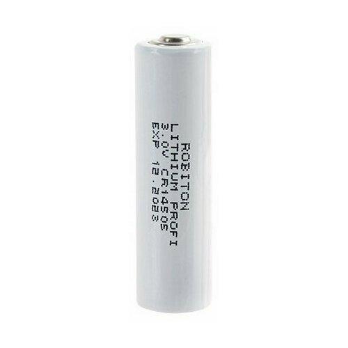 Фото - Батарейка литиевая Robiton R-CR14505 (AA, 3V) Li-MnO2 батарейка для allen bradley 1756 bata 1756 batm li mno2