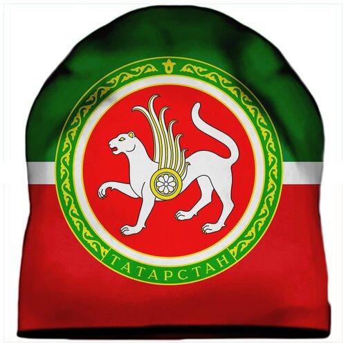 Шапка мужская Флаг Татарстана