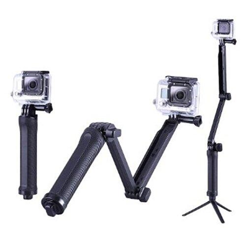 Фото - Аксессуар Монопод-штатив Lumiix для GoPro ,SJCAM, Xiaomi, Xi монопод штатив gopro 3 way grip afaem 001