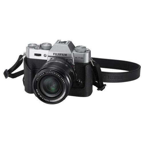 Фото - Чехол Fujifilm BLC-XT10 для X-T10 / X-T20 / X-T30, кожаный аккумулятор digicare plf npw126 np w126 для fujifilm x t1 x pro1 x e2 x e1 x m1 x a1
