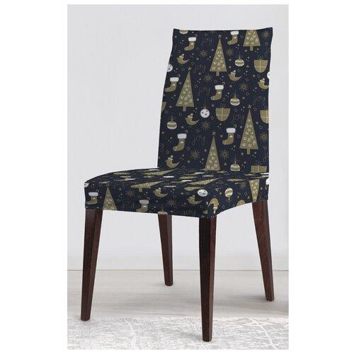 Декоративный чехол на стул