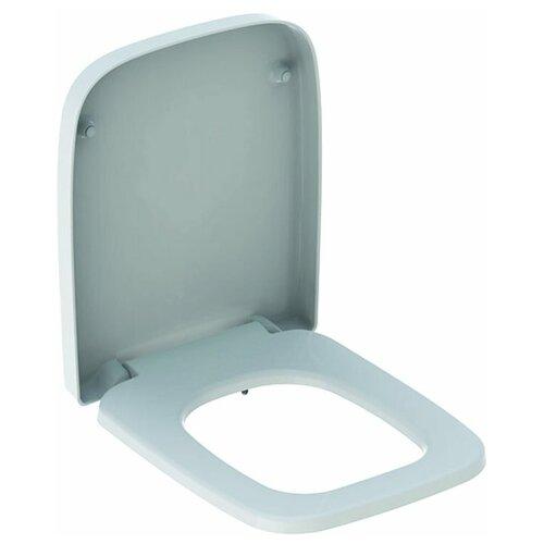Крышка-сиденье для унитаза GEBERIT Renova Plan 572120000 дюропласт с микролифтом альпийский белый недорого