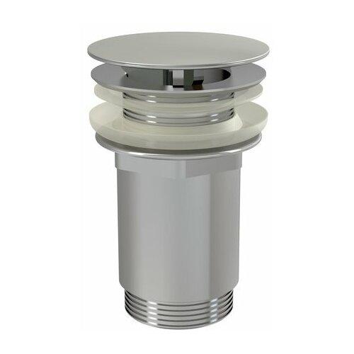 Фото - Донный клапан полуавтоматический для раковины RAVAK X01439 донный клапан полуавтоматический для ванны для раковины wasserkraft а024