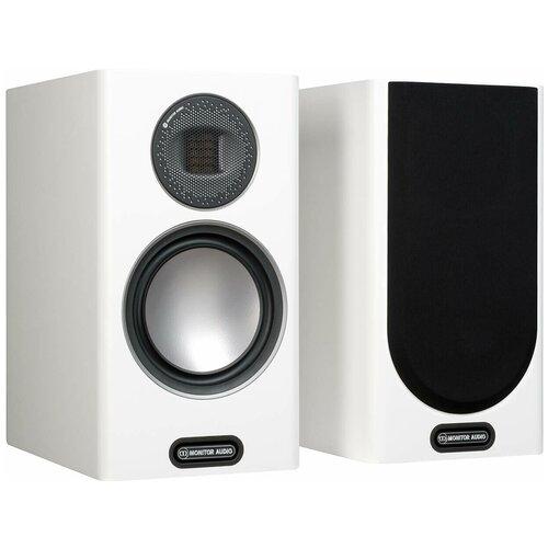 Полочная акустическая система Monitor Audio Gold 5G 100 satin white