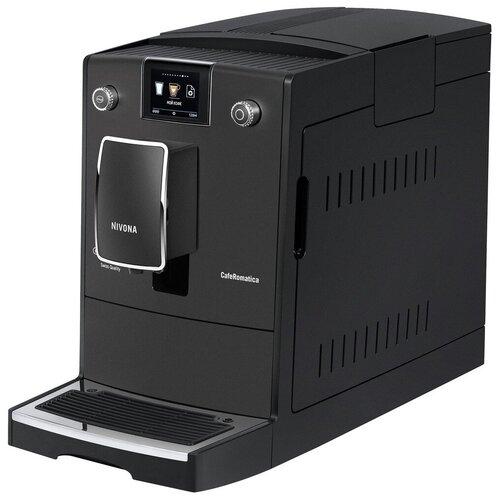 Кофемашина Nivona CafeRomatica 756, black