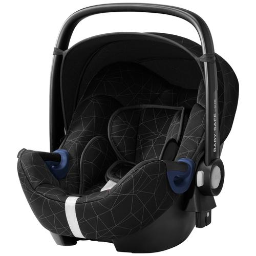 Купить Автокресло-переноска группа 0+ (до 13 кг) BRITAX ROMER Baby-Safe2 i-Size, crystal black, Автокресла