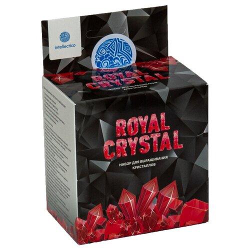 Купить Набор для исследований Intellectico Royal Crystal красный, Наборы для исследований