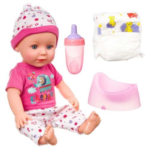 Купить Интерактивный пупс BONDIBON OLY, 36 см, ВВ4259, Куклы и пупсы
