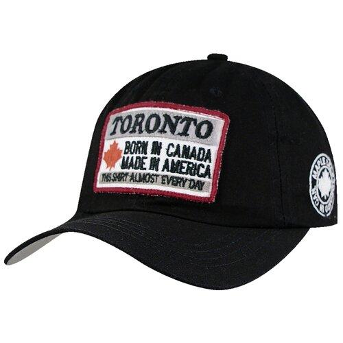 Фото - Бейсболка Be Snazzy Toronto (CZD-0024) размер 56-60, черный бейсболка be snazzy m 1 czd 0046 размер 56 60 темно синий
